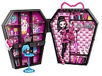 Игровой набор с Куклой Монстер Хай Дракулаура в шкафчике с аксессуарами - Monster High Draculaura Draculocker, фото 1