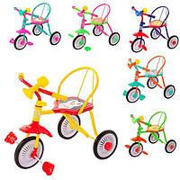 Акция. Велосипед трехколесный TILLY TRIKE T-316 6цв.кор.ш.к./6/ * Киев. также Подарок
