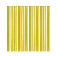 Клеевой Стержень(Желтый)Термоклей Для Клеевого(Термопистолета)7.2 х 100мм(12шт)YATO YT-82445