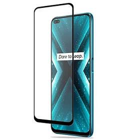 Защитное стекло Full Glue 5D для Realme X50 Pro 5G (Mocolo 0,33 мм)