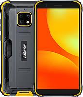 Blackview BV4900 Pro | Желтый | IP68 | 4/64 Гб | NFC | 4G/LTE | Гарантия, фото 1