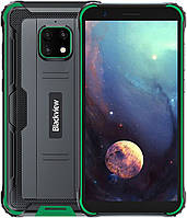 Blackview BV4900 Pro | Зелёный | IP68 | 4/64 Гб | NFC | 4G/LTE | Гарантия, фото 1
