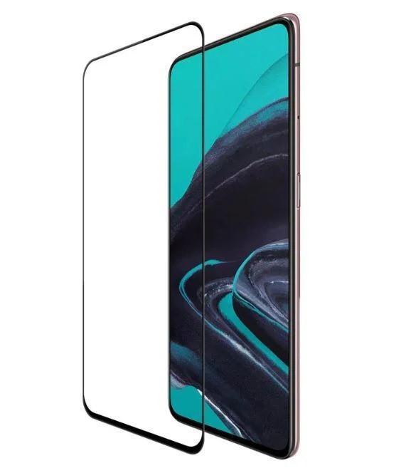 Защитное стекло Full Glue 5D для Realme X (Mocolo 0,33 мм)