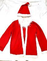 Карнавальний костюм Діда Мороза Нового року підлітковий б/у
