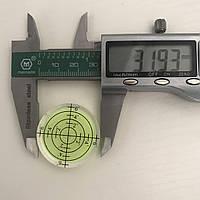 Рівень круглий 32 на 7 мм