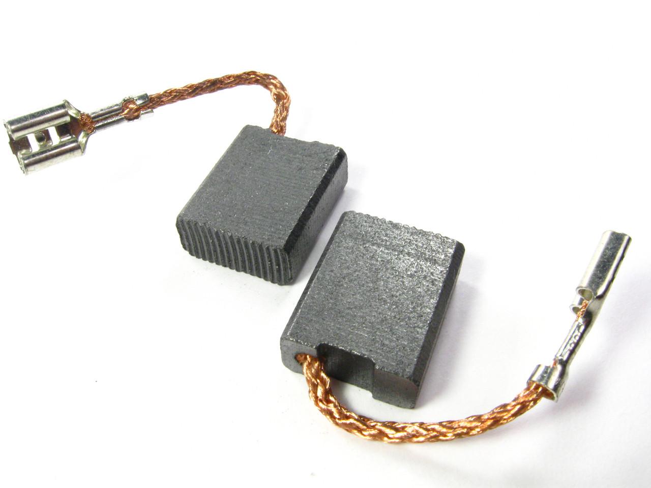 Щетки 7,5х16 мм шлифмашины угловой Dnipro-M GL-240