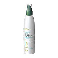 """Спрей-уход для всех типов волос """"Vita-терапія"""" ESTEL Professional CUREX THERAPY 200 мл"""