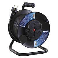 Удлинитель на катушке Emos P08225 25м 1,5 мм 3680W IP44 Черный