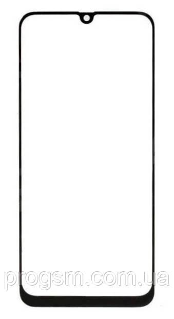 Стекло дисплея Samsung Galaxy M30 SM-M305 (2019) для переклейки Black