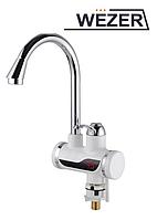 Кран водонагреватель для кухни Wezer 3Кв SDR-A07PT