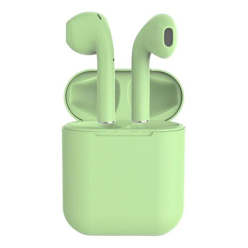 Беспроводные bluetooth-наушники LePro 13i Green