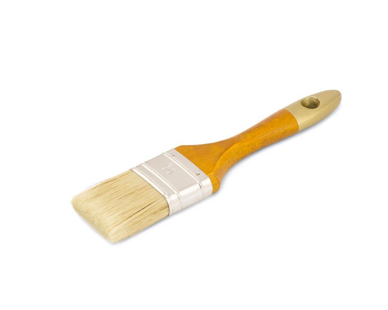 Кисть флейцевая COLOR EXPERT 81125012, 50мм*16мм щетина 44мм, для водных красок для стен