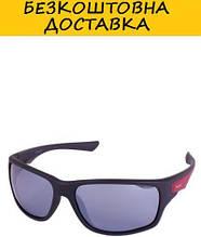 Очки спортивные мужские с ультралегкими поляризационными зеркальными линзами POLAROID P7012S-OIT63EX