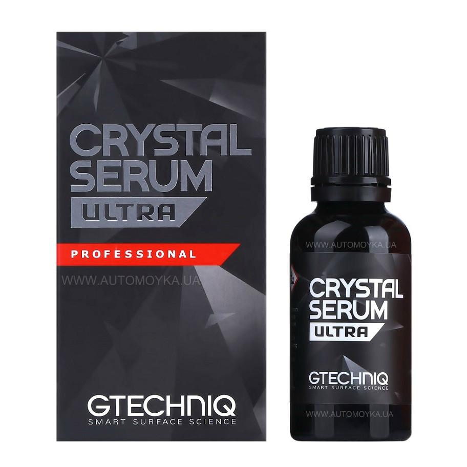 Gtechniq Serum Ultra - эксклюзивное защитное покрытие для авто 30 мл