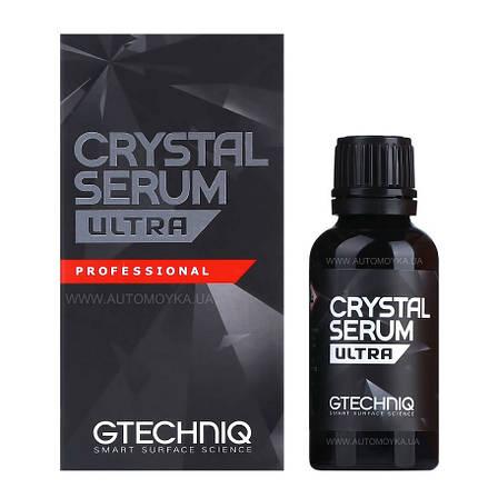 Gtechniq Serum Ultra - эксклюзивное защитное покрытие для авто 30 мл, фото 2