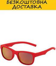 Очки солнцезащитные детские с поляризационными зеркальными линзами POLAROID P8020S-C9A43OZ