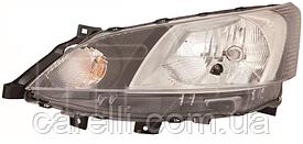 Фара левая электро Н4 для Nissan NV200 2009-16
