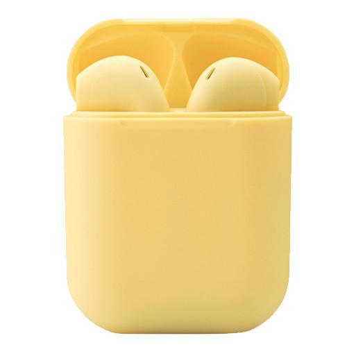 Беспроводные bluetooth-наушники LePro 13i Yellow