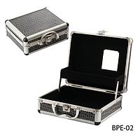 Кейс для мастера по наращиванию ресниц, мастера маникюра, парикмахера или косметолога BPE-02
