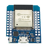 Модуль ESP32 WiFi Bluetooth D1 mini, фото 2