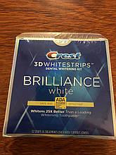 Відбілюючі смужки для зубів, Crest Whitestrips 3D Professional Effects 20Х2 шт
