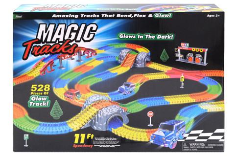 Трек Magic Track з світ. та муз. ефект., 528 деталей, арт.  2733