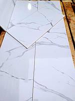 Бесшовная Плитка для стен Calacatta 295х595мм Настенный кафель под мрамор Калакатта