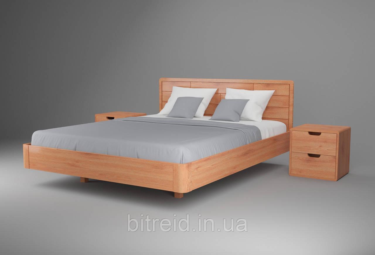 Двоспальне ліжко Лауро