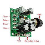 Модуль ШИМ регулятора 40В 10А, фото 3