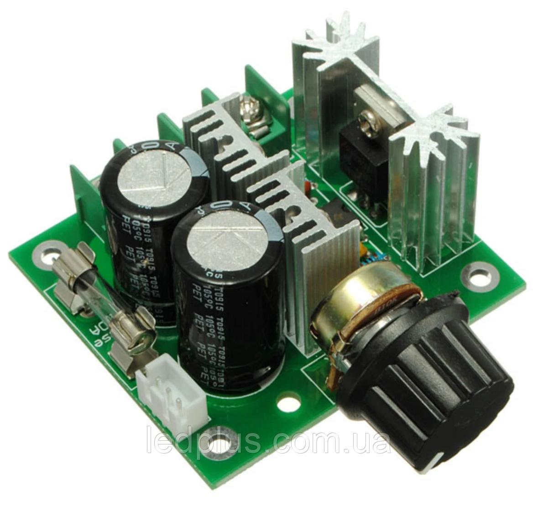 Модуль ШИМ регулятора 40В 10А