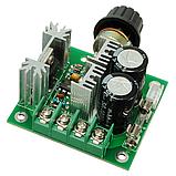 Модуль ШИМ регулятора 40В 10А, фото 5