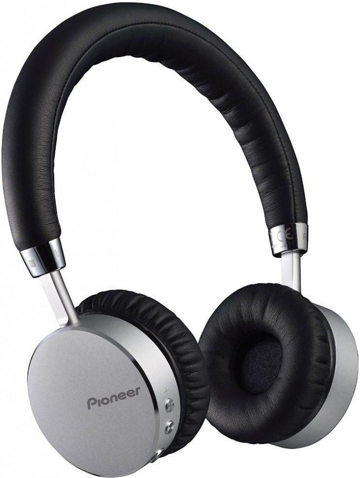 Наушники с микрофоном Pioneer SE-MJ561BT-S