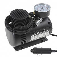 Автомобильный насос компрессор Air Compressor DC-12V / 300 PSI, фото 1
