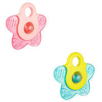 Погремушка-зубогрызка с водой Звездочка, Canpol babies