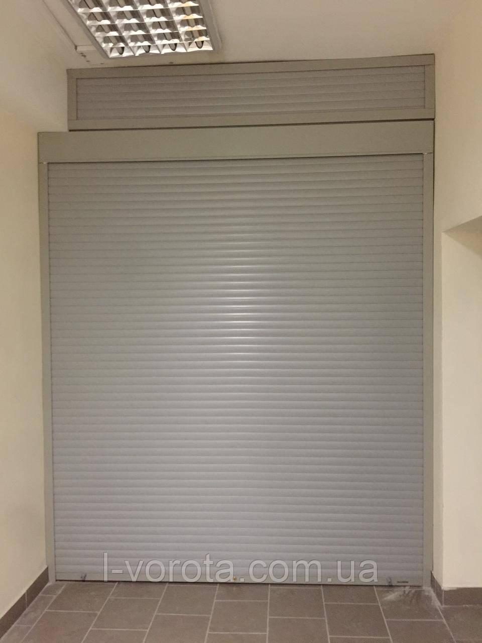 Алюминиевые роллеты (рольставни) DoorHan ш2200, в2500