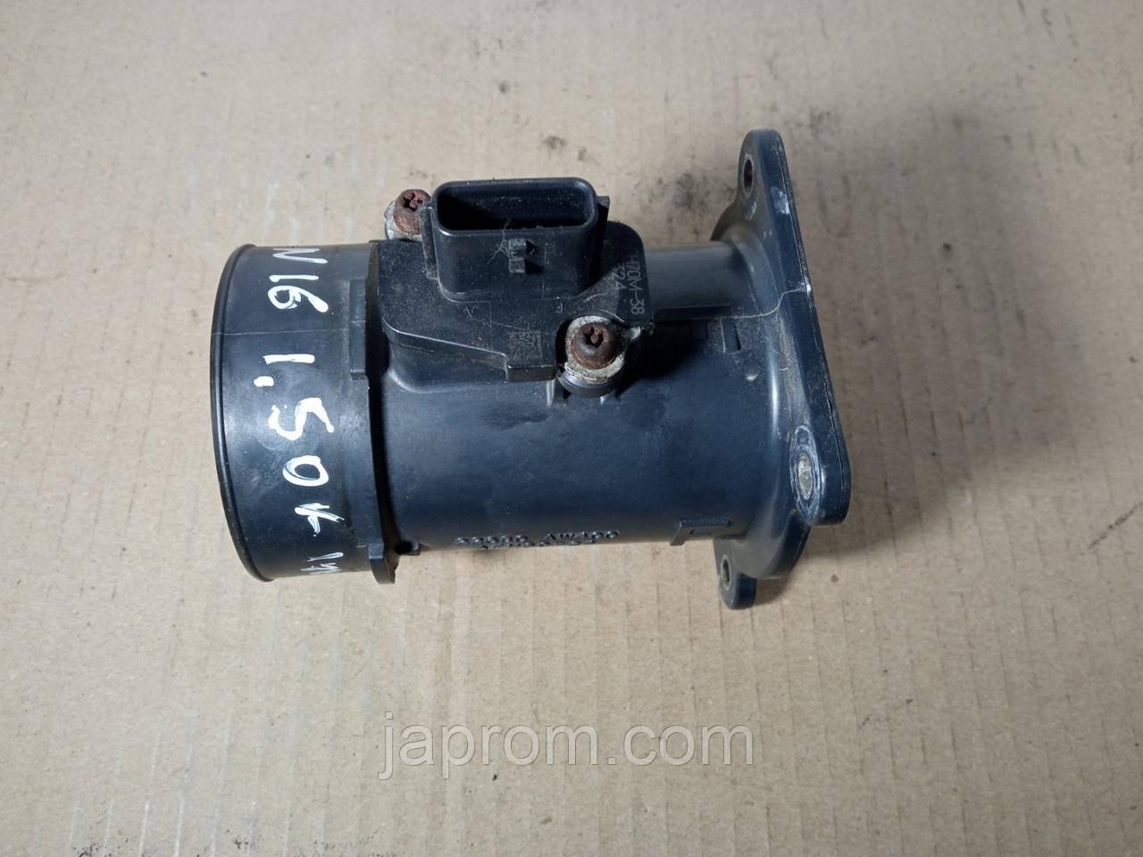 Датчик расхода (потока) воздуха, расходомер M.A.F. Nissan Almera N16 Primera P12 Xtrail T30