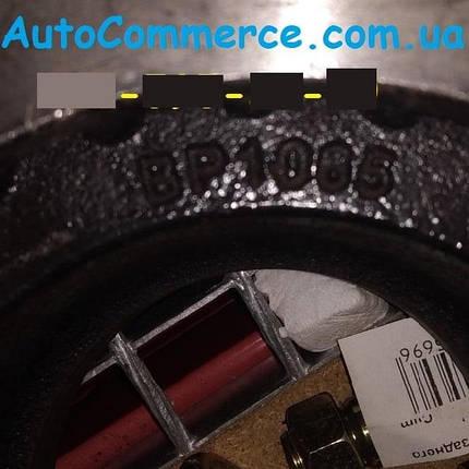 Диск тормозной передний FOTON 1069, ФОТОН 1069, фото 2