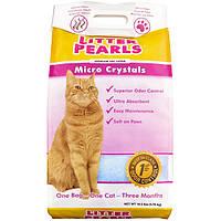 Наполнитель для кошачьих лотков кварцевый Litter Pearls Micro Crystals (10.5 л.)