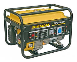 Бензогенератор FIRMAN SPG3000