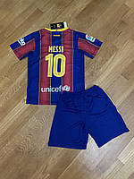 Детская форма Месси Барселона 2020-2021, фото 1