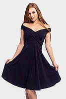 Нарядное вечернее платье Nadin, черный