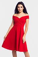 Нарядное вечернее платье Nadin, красный