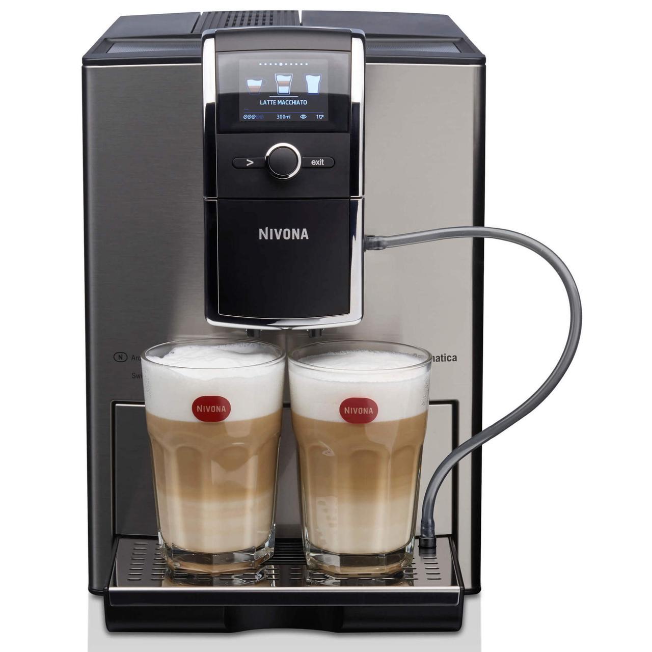 Кофемашина Nivona CafeRomatica NICR 859 1455 Вт