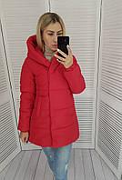 Куртка зимняя с капюшоном, фото 1