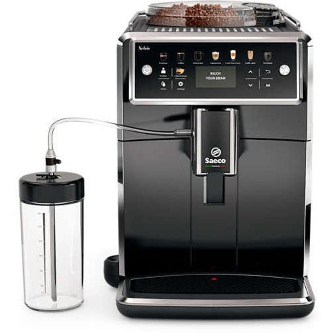 Кофемашина автоматическая Saeco Xelsis SM7581/00 Black 1850 Вт