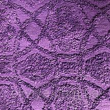 Полотенца для лица махровое Жаккард филетовый, фото 2