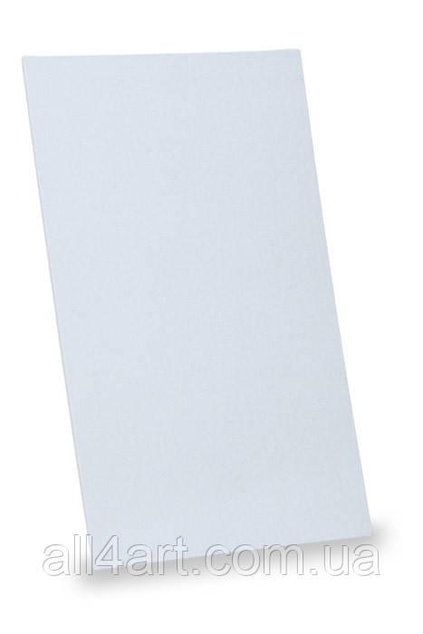 Холст на картоне, 20*20 см, хлопок, акрил,ROSA Studio