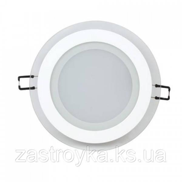 Светодиодный светильник CLARA-12 12W 6400К