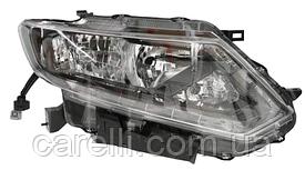 Фара левая H9+H11+WY21W+LED для Nissan X-TRAIL/ROGUE 2014-17