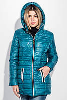 Куртка женская 111R002 цвет Лазурный
